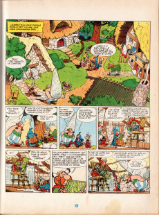 Extrait de Astérix -9''- Astérix et les normands