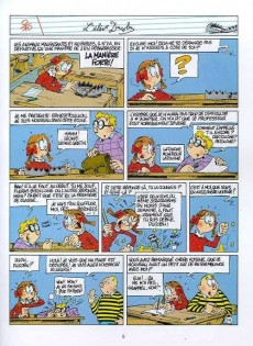 Extrait de L'Élève Ducobu -4- La lutte des classes