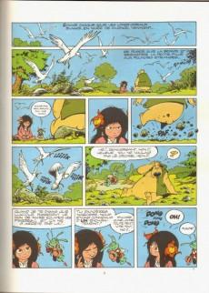 Extrait de Hugo (Bédu) -4- Le château des mouettes