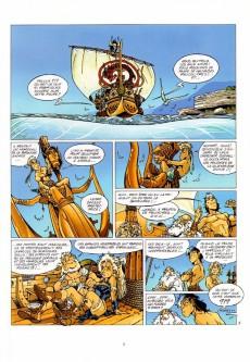 Extrait de Atalante - La Légende -2- Nautiliaa