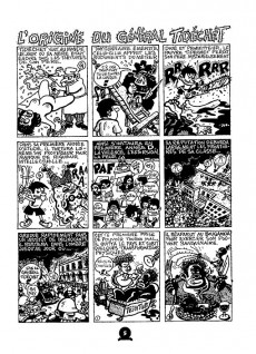Extrait de Général Tidéchet -1- Les plus vilaines histoires du Général Tidéchet