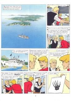 Extrait de Ric Hochet -59- La main de la mort