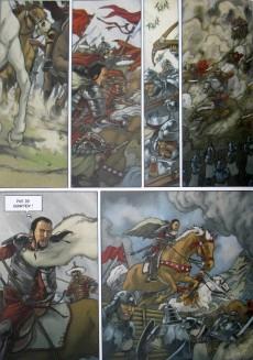 Extrait de Tengiz -3- La mort du roi