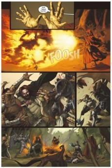Extrait de Chroniques de DragonLance -1- Dragons d'un crépuscule d'automne
