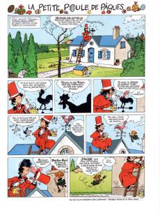 Extrait de Docteur Poche -11- Docteur Poche et la petite poule de pâques