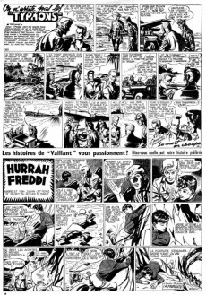 Extrait de Vaillant (le journal le plus captivant) -390- Vaillant