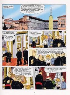 Extrait de Les enquêtes Scapola -2- Les douze pierres