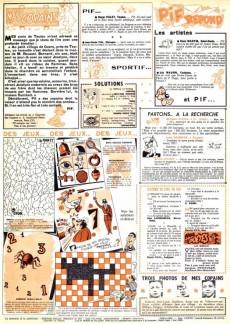 Extrait de Vaillant (le journal le plus captivant) -581- Vaillant