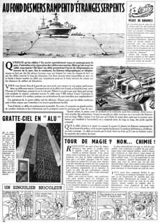 Extrait de Vaillant (le journal le plus captivant) -602- Vaillant
