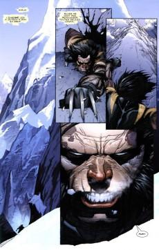 Extrait de Ultimates (Hors série) -9- Ultimates Wolverine et Hulk