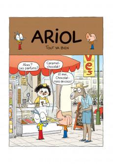 Extrait de Ariol (2e Série) -5- Bisbille fait mouche