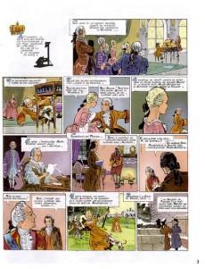 Extrait de Marie-Antoinette (Gloesner) - La dernière reine