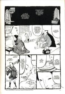 Extrait de Le samouraï bambou -1- Tome 1