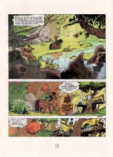 Extrait de Bizu -31- Le chevalier potage