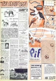 Extrait de Vaillant (le journal le plus captivant) -542- Vaillant