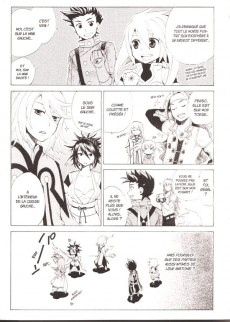 Extrait de Tales of Symphonia -3- Volume 3