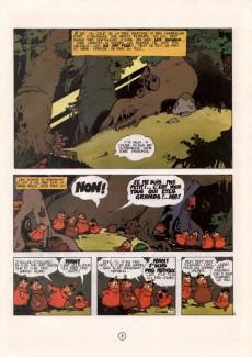 Extrait de Les bogros -1- La grande peur
