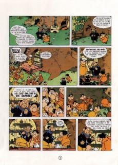 Extrait de Les bogros -3- Touchez pas au champignon !