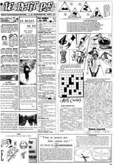 Extrait de Vaillant (le journal le plus captivant) -534- Vaillant
