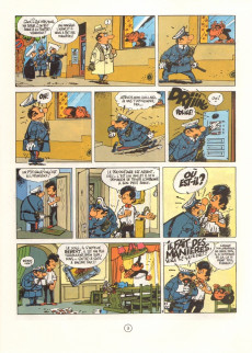 Extrait de Docteur Poche -7- Le petit singe qui faisait des manières