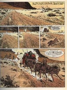 Extrait de Comanche -3'- Les loups du Wyoming
