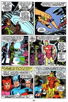 Extrait de Marvel Masterworks (1987) -9- The Avengers n° 11-20