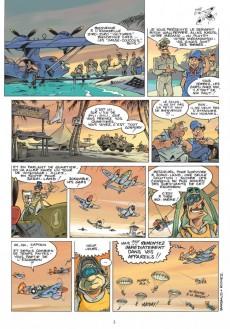 Extrait de Les dézingueurs -1- Escadrille Casse-coucous