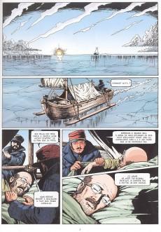Extrait de Jules Verne - Voyages extraordinaires -3- Hector Servadac - Partie 3/4 - Gallia