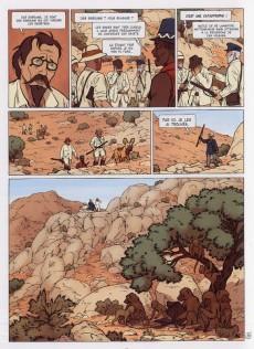 Extrait de Jules Verne - Voyages extraordinaires -6- Aventures de trois russes et de trois anglais dans l'afrique australe - Partie 2/2 - Trianguler ou mourir