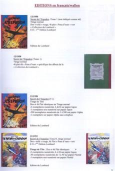 Extrait de Blake et Mortimer (Divers) -16- La Bibliothèque virtuelle de Blake & Mortimer