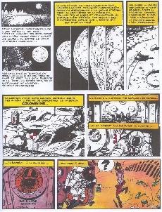 Extrait de Bob Moon et Titania -1- Une base sur la Lune