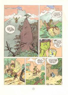 Extrait de Gully -4- Le petit prince et les agressicotons