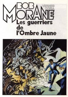 Extrait de Bob Morane 3 (Lombard) -30- Les guerriers de l'ombre jaune