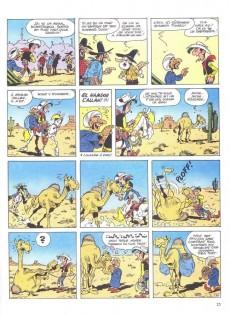 Extrait de Lucky Luke -49c- La corde du pendu et autres histoires