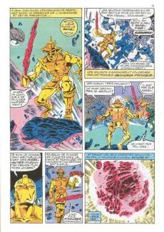 Extrait de Un récit complet Marvel -7- Les X-Men et les Micronautes