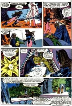 Extrait de Un récit complet Marvel -10- Tornade et Illyana - Magie