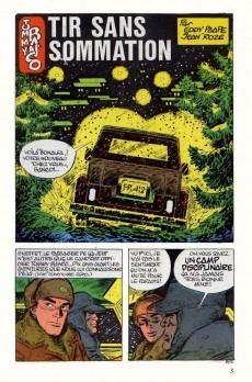 Extrait de (Recueil) Tintin (Pocket Sélection) -21- Rien que de l'inédit - Un roman inédit de CHEVALIER ARDENT