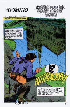 Extrait de (Recueil) Tintin (Pocket Sélection) -24- Un roman complet de Bruno Brazil