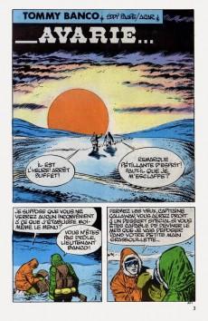 Extrait de (Recueil) Tintin (Pocket Sélection) -27- Michel Vaillant Tommy Banco rien que des récits inédits