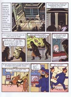 Extrait de Tintin - Pastiches, parodies & pirates -26- Tintin et le lac aux requins