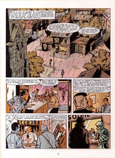 Extrait de Ric Hochet -15a91- Le monstre de Noireville