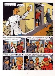 Extrait de Ric Hochet -33- Le scandale Ric Hochet