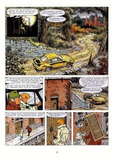 Extrait de Ric Hochet -41- La maison de la vengeance