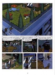 Extrait de Ric Hochet -49- L'exécuteur des ténèbres