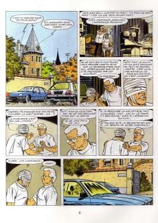 Extrait de Ric Hochet -51- La bête de l'Apocalypse