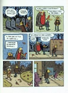 Extrait de Le roi des Bourdons -5- Tome 5