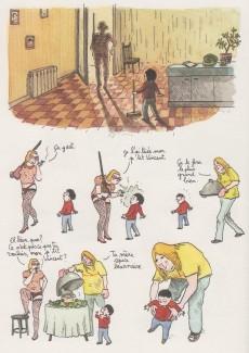 Extrait de Rosalie Blum -3- Au hasard Balthazar !