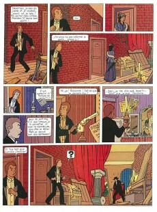 Extrait de Rouletabille (CLE) -1- Le fantôme de l'opéra