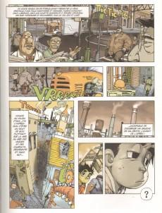 Extrait de Un moNde idéal -1- Les contes du villageois - Cycle 1 - L'usine