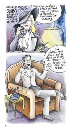 Extrait de BD Chanson -2- Jean Sablon